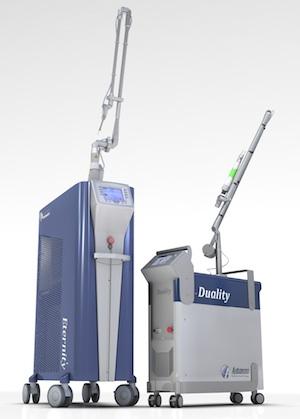 Astanza Trinity tattoo removal laser